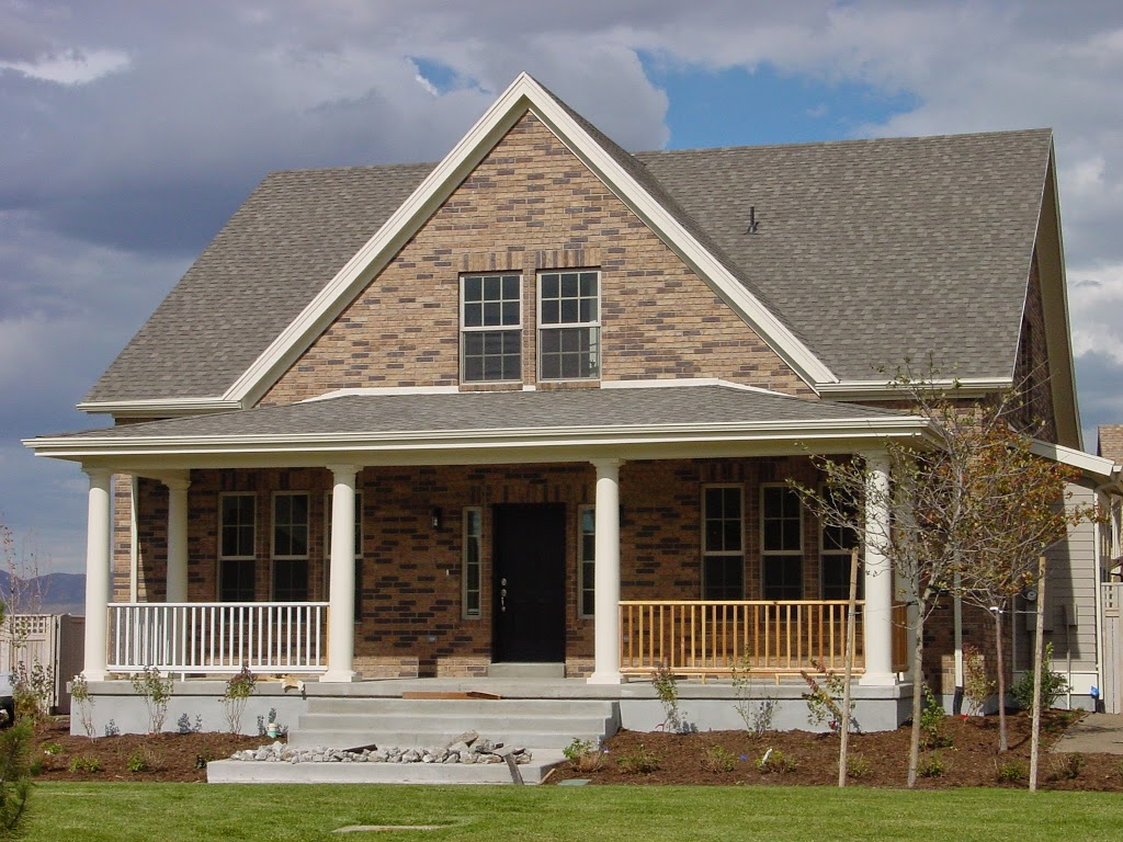 Traditional Style Home - Hearth and Home Distributors of