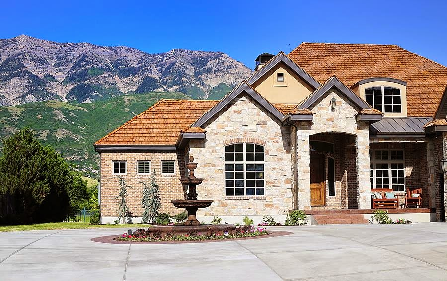 Pictures Natural Stone Homes