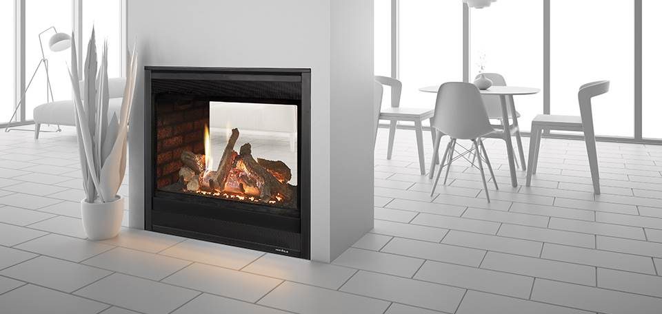 Heat & Glo ST-36 See-Through Gas Fireplace