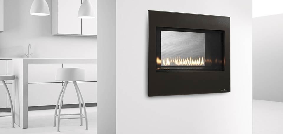 Heat & Glo ST-550TM See-Through Gas Fireplace