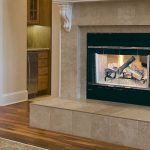 Heat & Glo HST See-Through Wood Fireplace